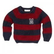 Pulover tricotat iarna copii