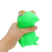 Novelties Toys Pop Out Stress Reliever Lizard Squeeze Vent Toys Gift Toy With Box