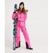 Superdry SD Skilaufhose 42 pink