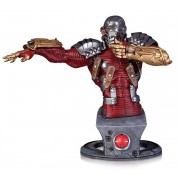 DC DIRECT Dc Comics Super Villains Deadshot Bust Busto
