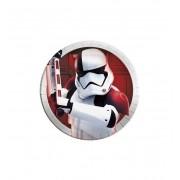 Platos de Star Wars The Last Jedi de 18 cm - 8 unidades