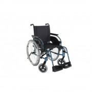 Invacare Cadeira de Rodas Action 1R 38 cm Azul Pneumática (Enchida com ar) - Invacare