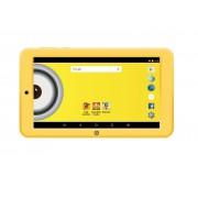 eSTAR Themed Tablet Minions ARM A7 QC 1.3GHz/1GB/8GB/0.3MP/Android 7.1/Gold/Minions Futrola