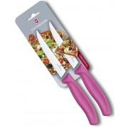 Cutit pentru Pizza Victorinox Swiss Classic Pizza Knife, 6.7936.12L5B, Lama 12cm, 2buc/blister