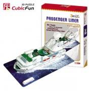 Cubicfun Cruiseship Ocean Legend Puzzle 3D 36 de piese