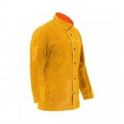 Casaco de solda - tamanho XXL - couro