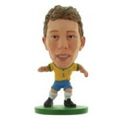 Figurina SoccerStarz Brazil Lucas Leiva 2014