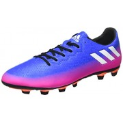 adidas Men's Messi 16.4 Fxg Blue, Ftwwht and Sorang Football Boots - 12 UK/India (47.33 EU)