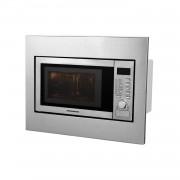 Cuptor cu microunde incorporabil MW-23BI, 23 l, 800 W, Digital, Grill, Inox