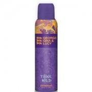 George Gina & Lucy Perfumes femeninos Think Wild Deodorant Spray 150 ml