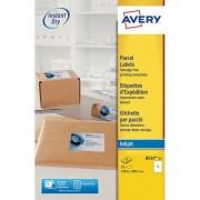Avery Etiket Avery J8167 25 199 6x289 1mm Wit 25stuks