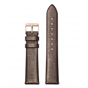 CLUSE Horlogebandjes Strap Leather 18 mm Rose Gold Colored Bruin