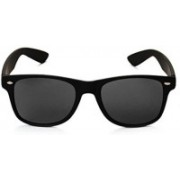 HANSON Wayfarer Sunglasses(Black)
