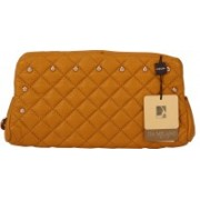 Da Milano Casual Yellow Clutch