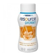 Potein suplemento alimentar sabor alperce 4x200ml - Resource