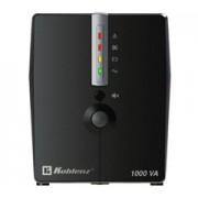 No Break Koblenz 10017, 1000VA/500W, 8 contactos, USB/RJ11