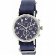 Ceas Timex barbatesc Weekender TW2P71300 albastru Nylon Quartz