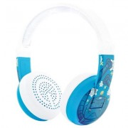 ONANOFF BuddyPhone Wave Robot Blue Bluetooth Headset