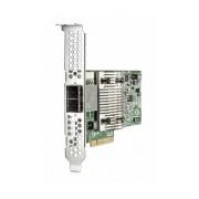 HP Adaptador de Bus Host Inteligente Ext H241, 12Gbit/s, 12Puertos
