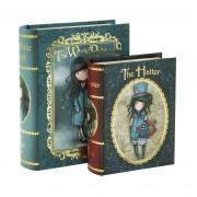 The White Rabbit Chronicles Könyvdoboz Szett - 411GJ05