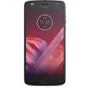 "MOTCB Motorola Moto Z2 Play Factory Unlocked Phone 64GB 5.5"" Lunar Gray"