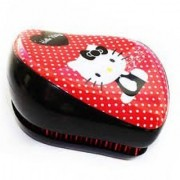 Cosmix Stores Tangle Remover Compact Styler Detangling Brush (Hello Kitty)