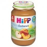 HIPP Őszibarack körtével 190g