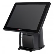 """Sistem POS Colormetrics PS1000 all-in-one 15"""" Projective Capacitive 64 SSD"""