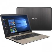 Лаптоп ASUS X540SA-XX411T, Intel Celeron N3060, 4GB, Intel HD Integrated ,1TB, 15.6 инча 1366x768, Черен