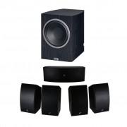 Pachet Boxe Dayton Audio HTS-1200B + Subwoofer Heco Victa Prime Sub 252 A