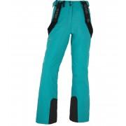 KILPI Dámské lyžařské kalhoty ELARE-W JL0011KITRQ Tyrkysová 42