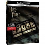 Harry Potter Y El Prisionero De Azkaban 4K UHD+Blu-Ray+Copia Digital 3 Discos