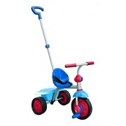 Smart Trike Fun, Pink/Blue/White