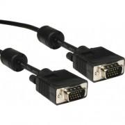 Cablul date monitor VGA - VGA (T/T) Cablexpert CC-PPVGA-5M-B - 5m