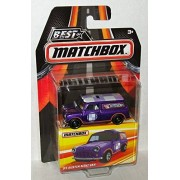 2016 Best of Matchbox Series 1 Limited Edition - '65 Austin Mini Van with Rubber Tires!