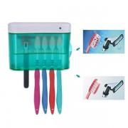 Sterilizator cu ultraviolete pentru periuțe de dinți și aparate de ras