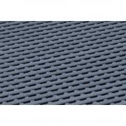 Industrierost für hohe mechanische Belastung Zuschnitt pro lfd. m Breite 600 mm, grau