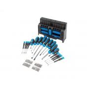 Lanberg 50-pack Magnetiserade Skruvmejslar