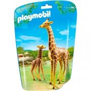 City Life - Giraf met jong