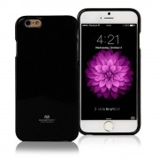 Mercury Pouzdro / kryt pro Apple iPhone 6 / 6S - Mercury, Jelly Case Black