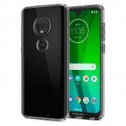 Carcasa Spigen Liquid Crystal Motorola Moto G7/G7 Plus Crystal Clear