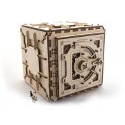 Механичен 3D пъзел Ugears Сейф