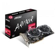 MSI Radeon RX 580 Armor 8G OC (8GB GDDR5/PCI Express 3.0/1366MHz/8000MHz)