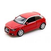 Audi A1 1/24 Red