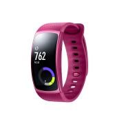 """Samsung Gear Fit2 Sm R360 (Taglia L) 1.5"""" Super Amoled Curvo 4 Gb Wifi Bluetooth Refurbished Rosa"""