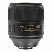 Nikon AF-S 105mm 1:1.4 NIKKOR E ED negro - Reacondicionado: como nuevo 30 meses de garantía Envío gratuito