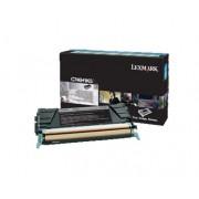 LEXMARK Cartridge for C746, C748 series, Black - 12000pages (C746H1KG)