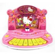 Juguete Piano Musical de Hello Kitty
