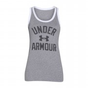 Under Armour Favorite Graphic Tank UA MD True Grey Heather