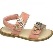 Cupcake couture Roze sandaal bloemetjes Cupcake Couture maat 27